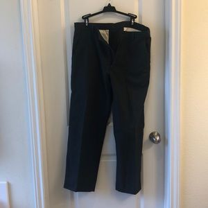 Other - Men's black dress pants. Worn once.